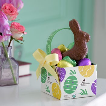 Easter organic chocolate gifts smart health talk these truffles are made from organic vegan chocolate negle Gallery